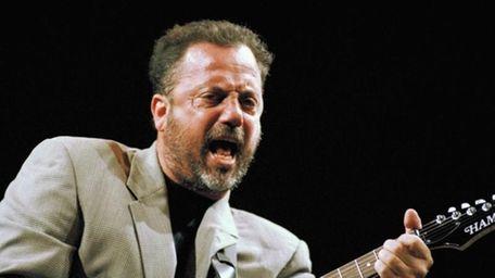 Oct. 23 (1993): Joel performs on