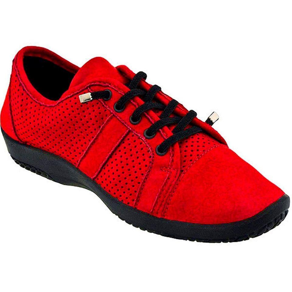 NAME Arcopedico Leta travel shoe COST $120, info
