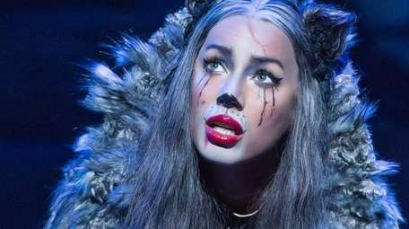 Leona Lewis stars as Grizabella in the revival