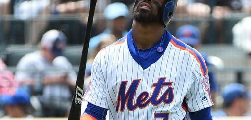 New York Mets third baseman Jose Reyes returns