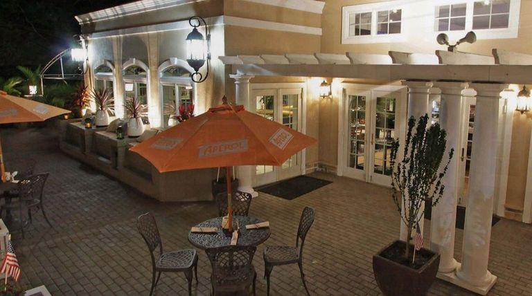 Stella Trattoria & Bar has opened in Blue