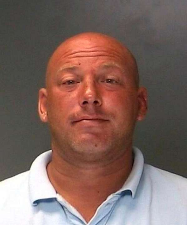 Erik M. Dowgiallo, 35, of Commack, was arrested
