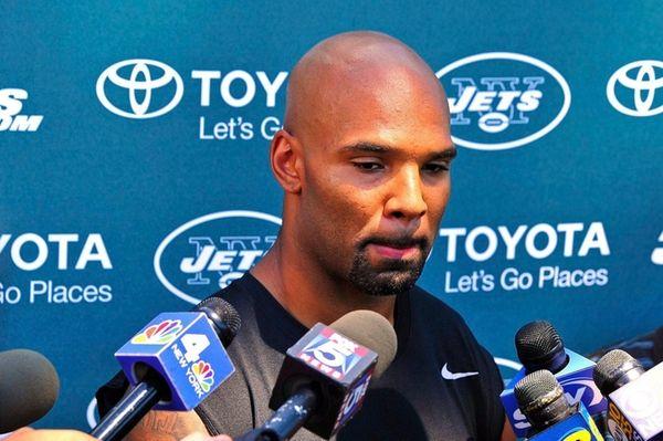 New York Jets running back Matt Forte speaks