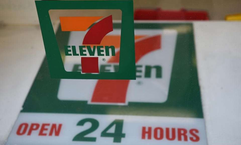 7-Eleven had $13.96 billion in sales in the