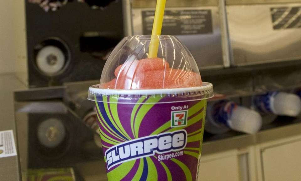 According to 7-Eleven, 14 million Slurpees are sold