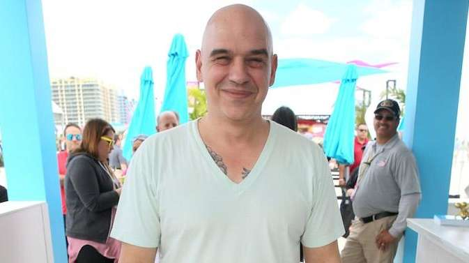 Chef Michael Symon attends the 2016 Food Network