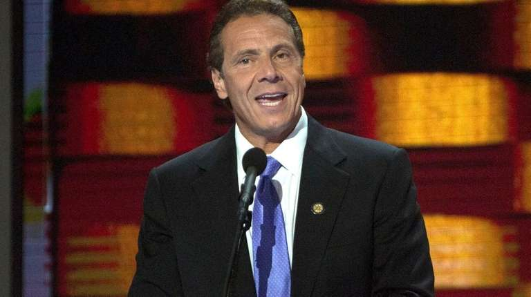 Gov. Andrew Cuomo has ordered that sex offenders