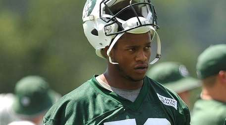 Darron Lee, the Jets' first-round pick in the