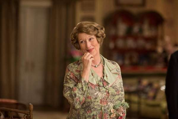 Meryl Streep stars as Florence Foster Jenkins in