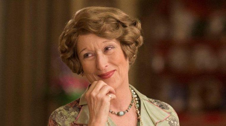 Meryl Streep stars as Florence Foster Jenkins in