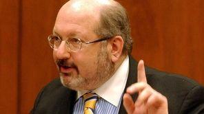 Steven Schlesinger, seen here in a 2006 photo,