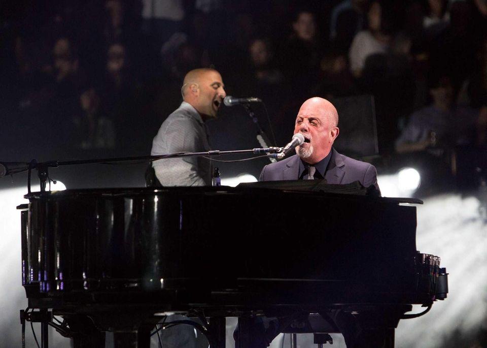 Dec. 3 (2013): Madison Square Garden announces Billy