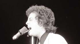 Dec. 11 (1977): Billy Joel performs one of
