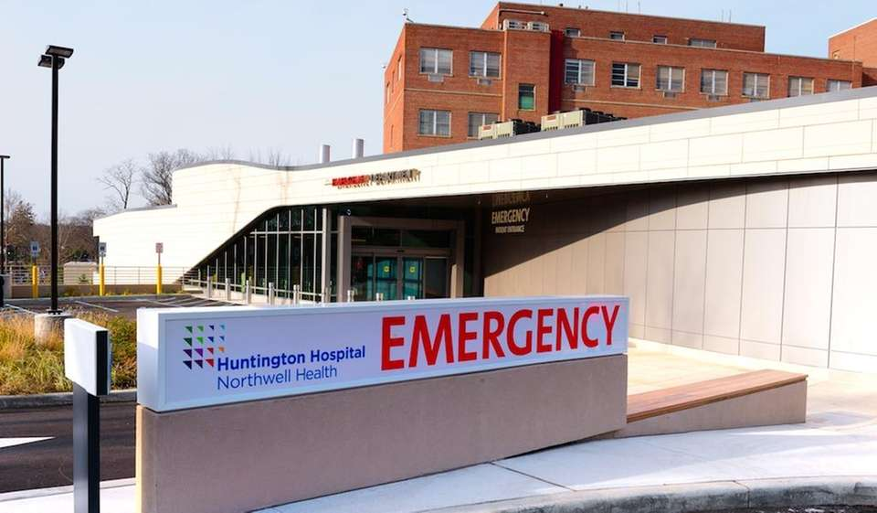 Huntington Hospital was ranked No. 17 in New