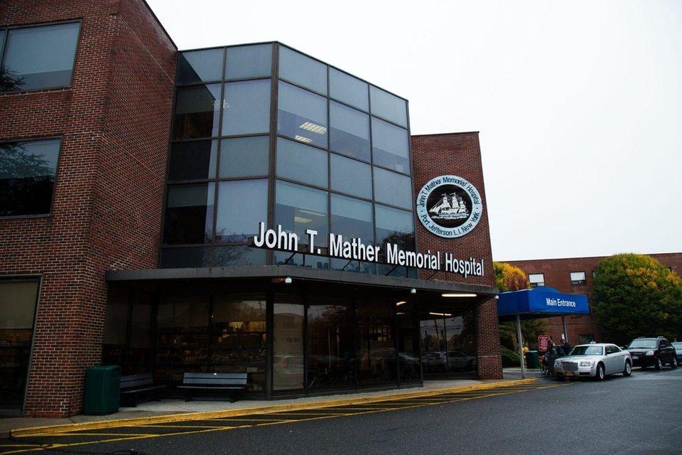 John T. Mather Memorial Hospital in Port Jefferson