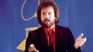 Feb. 25 (1992): Joel receives the Grammy Legend