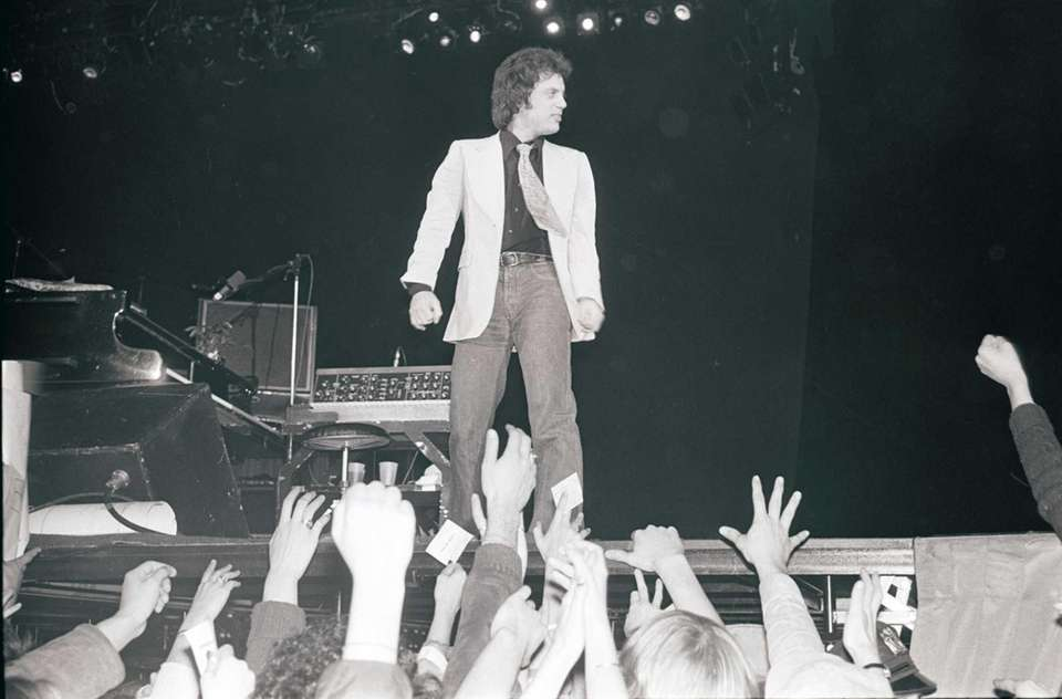 March 5, 1978: Billy Joel kicks off the