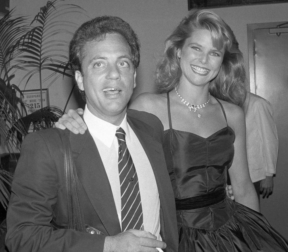 March 23, 1985: Billy Joel marries model Christie