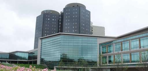 Stony Brook University Hospital was ranked as a
