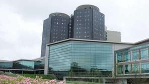 Stony Brook University Hospital was ranked as a
