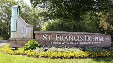St. Francis Hospital ranked highest among Long Island