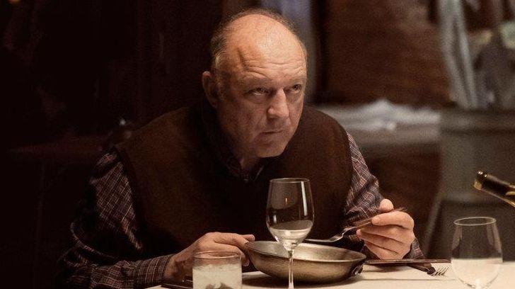John Doman as Aidan Moran, Elijah Jacob as