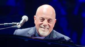 May 9, 2014: Billy Joel performs at Madison