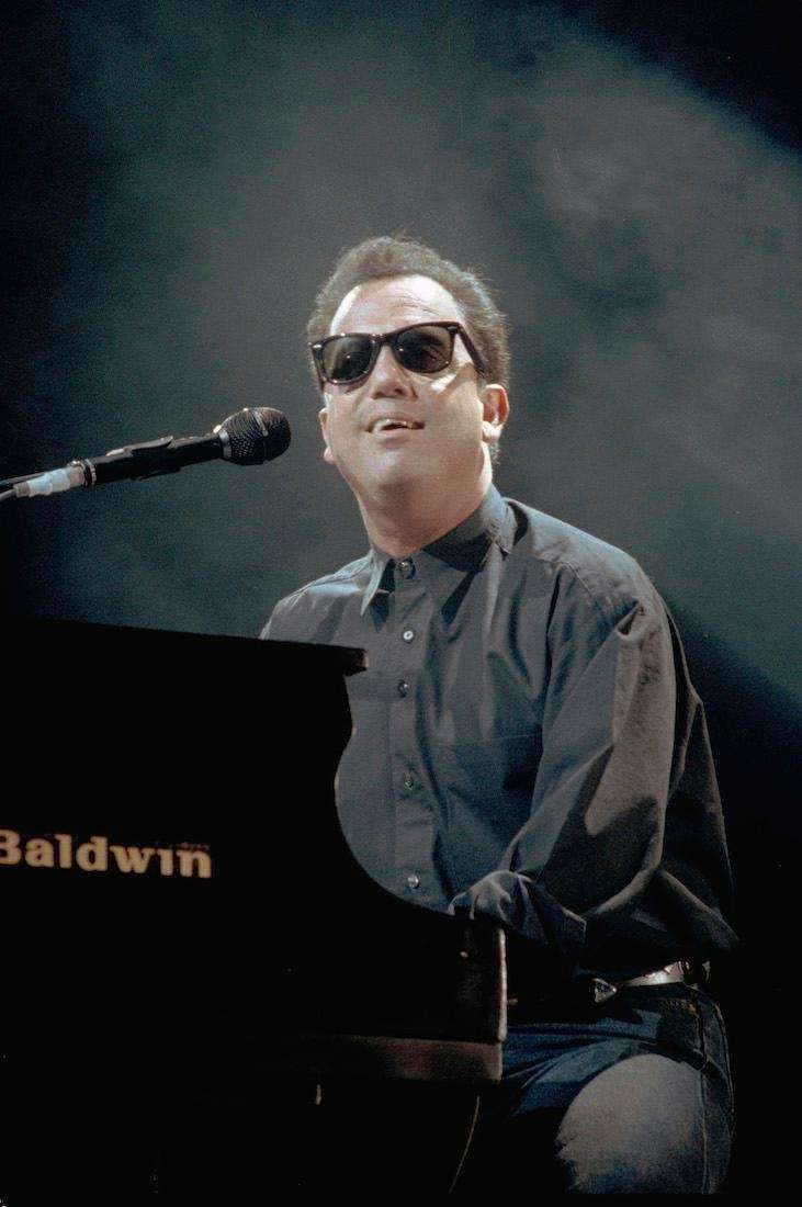 June 22-23, 1990: Billy Joel plays Yankee Stadium.