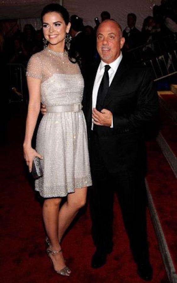 June 17, 2009: Katie Lee and Billy Joel