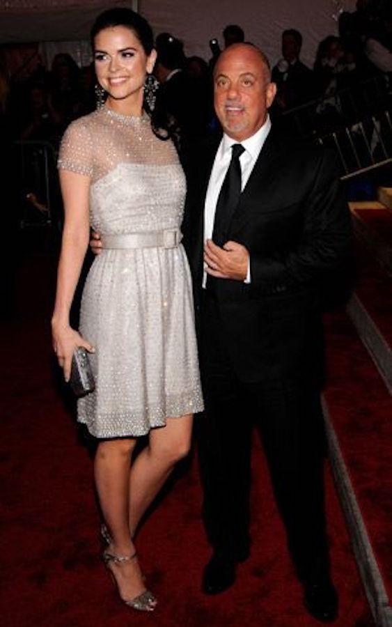June 17, 2009: Katie Lee and Billy Joel