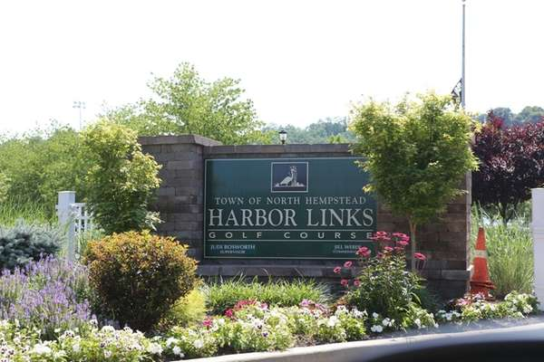 Harbor Links golf course in Port Washington, shown