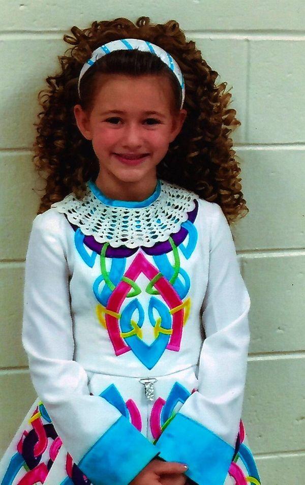 Kidsday reporter Kerry Bresnahan has studied Irish dance