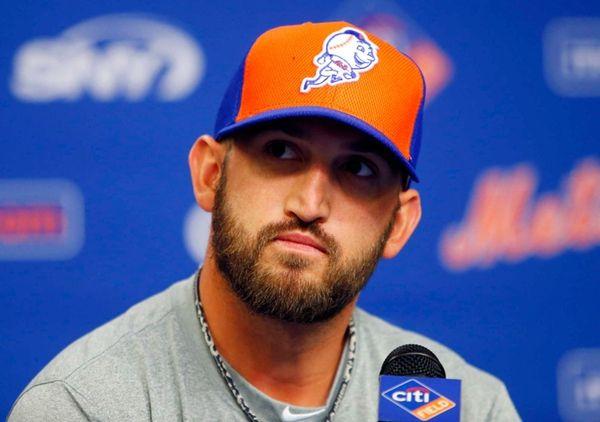 Jonathon Niese of the New York Mets speaks