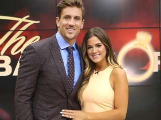 JoJo Fletcher and Jordan Rodgers of