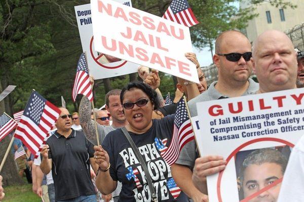 The Nassau County Correction Officers Benevolent Association held