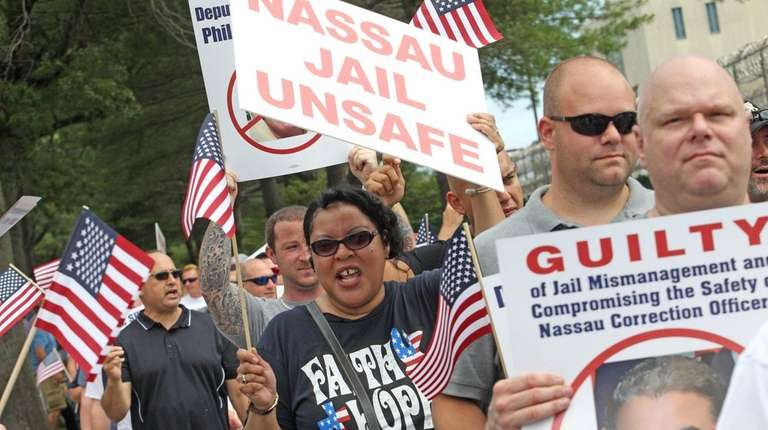 The Nassau County Correction Officers Benevolent Association held