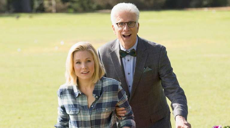Kristen Bell and Ted Danson star in NBC's
