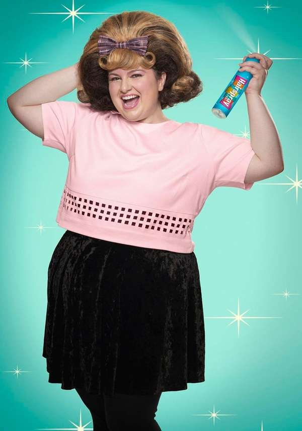 Maddie Baillio will play Tracy Turnblad in NBC's