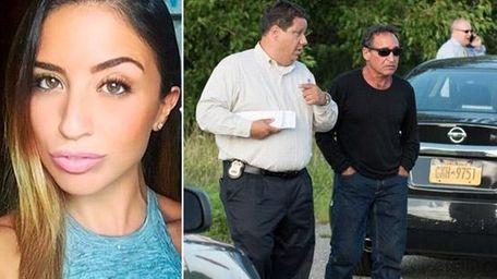 Philip Vetrano, father of Karina Vetrano, joins officers