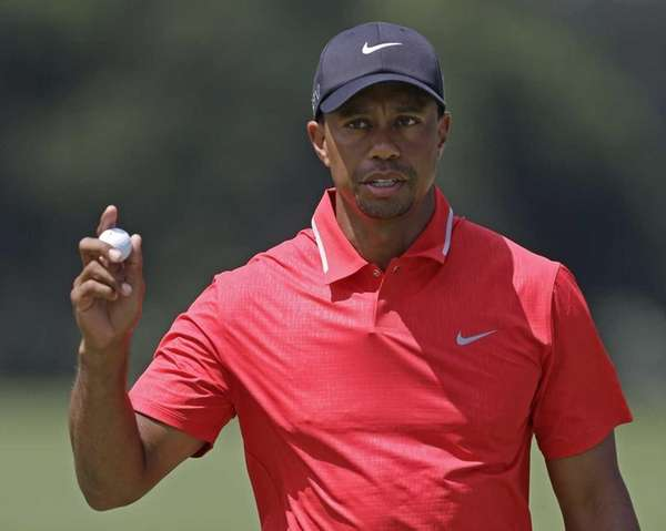 Tiger Woods, shown in 2013 at The Players
