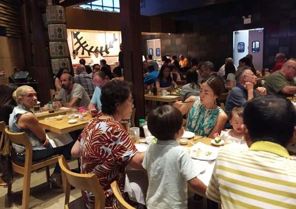 Kotobuki in Roslyn has reopened after a six-month-long