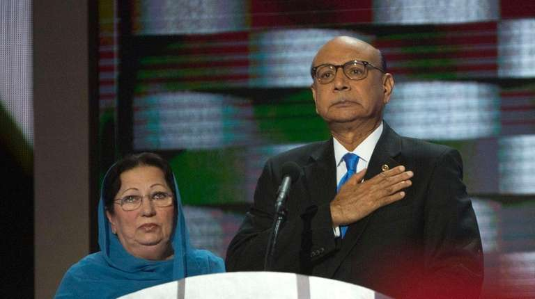 Donald Trump's controversial comments on Khizr Khan, and