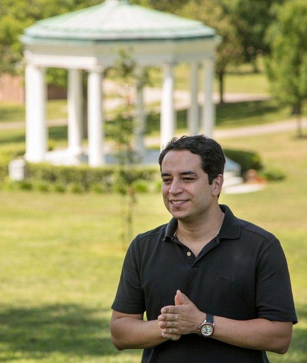 Jack Vilella at Morgan Park in Glen Cove