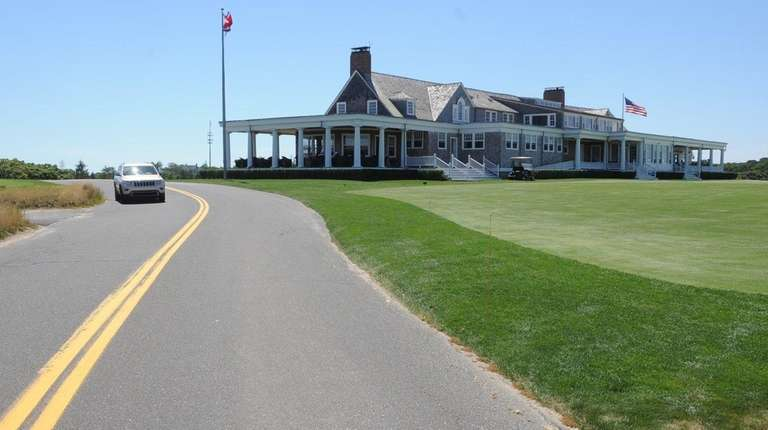 The Shinnecock Hills Golf Club wants to close