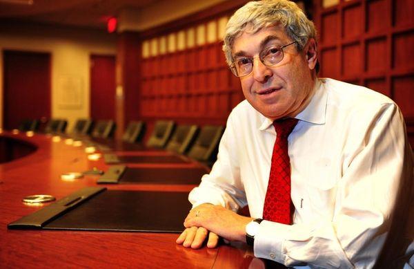 Henry Schein chairman and CEO Stanley Bergman on