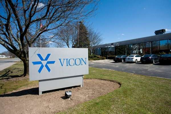 Eric Fullerton, chief executive of Hauppauge-based Vicon Industries