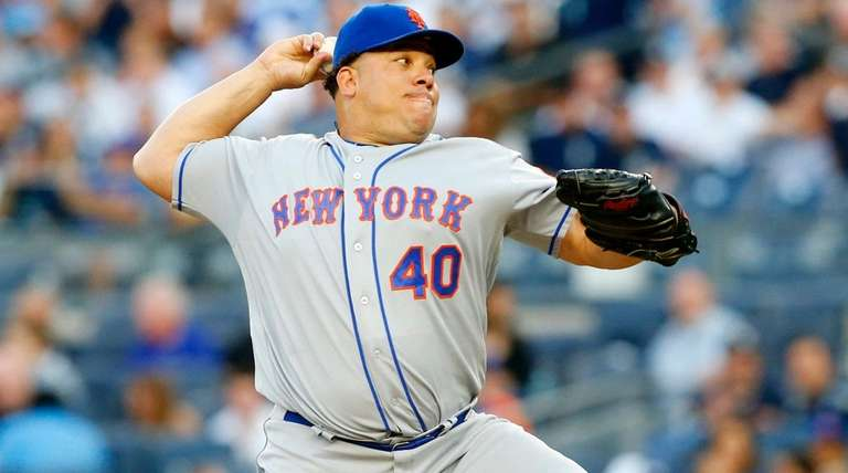 Bartolo Colon became the first pitcher to earn