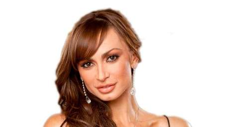 Karina Smirnoff is one of the stars from