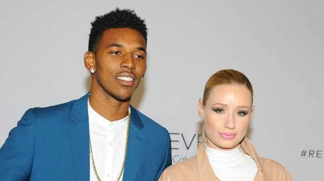 Los Angeles Lakers player Nick Young proposed to