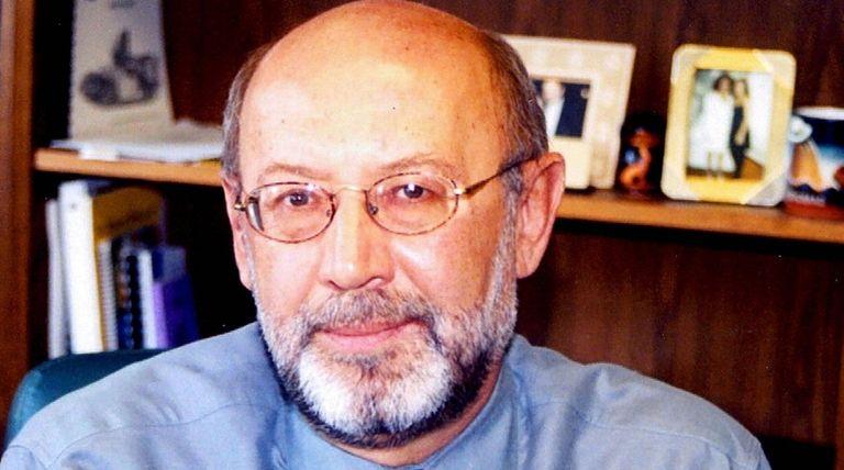 Richard Organisciak, a longtime school administrator in Deer